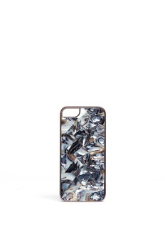 RAFÉ Shell inlay iPhone 5/5s case