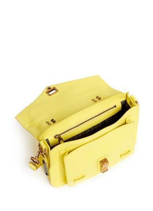 - Proenza Schouler - 'PS1' tiny leather satchel
