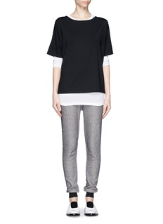 T BY ALEXANDER WANG Classic pocket long-sleeve T-shirt