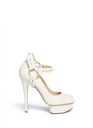 Main View - Click To Enlarge - Charlotte Olympia - 'Mistress Dolly' platform pumps