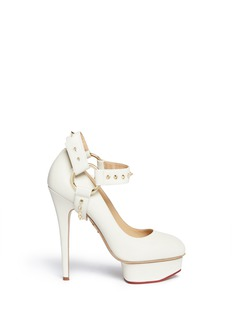 CHARLOTTE OLYMPIA 'Mistress Dolly' platform pumps