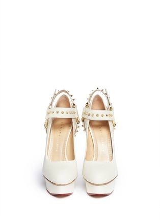 Figure View - Click To Enlarge - Charlotte Olympia - 'Mistress Dolly' platform pumps