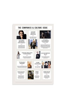 THE BUSINESS OF FASHION Special Edition - The Companies & Culture Issue