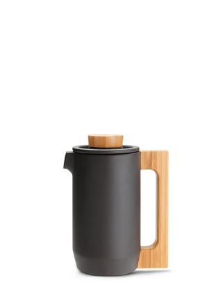JIA Inc.-Purple clay coffee pot