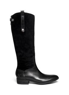 SAM EDELMANPembrooke suede leather boots