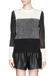 RAG & BONE 'Marissa' Colourblock Sweater