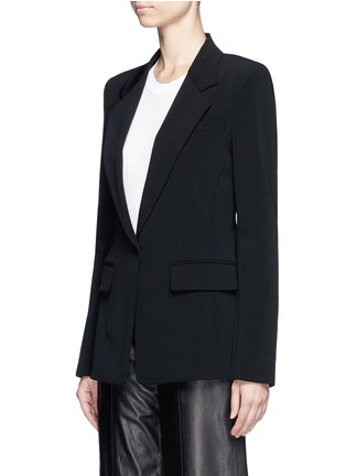 Front View - Click To Enlarge - Dkny - Crepe jacket