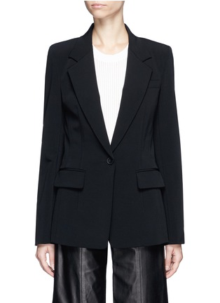 Main View - Click To Enlarge - Dkny - Crepe jacket
