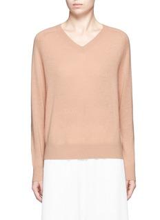 VinceCashmere V-neck sweater
