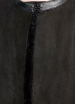 Reversible Alpine lambskin shearling gilet