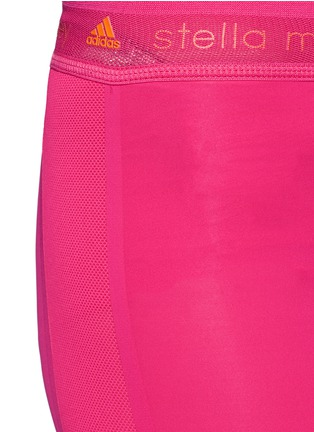 Detail View - Click To Enlarge - Adidas By Stella Mccartney - 'Adizero' Climacool run tights