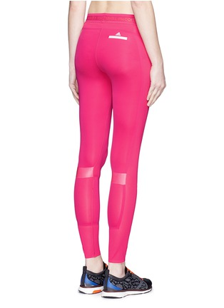 Back View - Click To Enlarge - Adidas By Stella Mccartney - 'Adizero' Climacool run tights