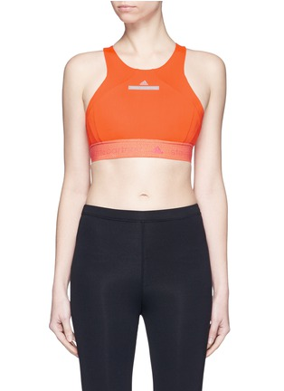 Main View - Click To Enlarge - Adidas By Stella Mccartney - ClimaChill cropped top