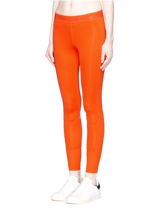 Front View - Click To Enlarge - Adidas By Stella Mccartney - 'Running Adizero' tights