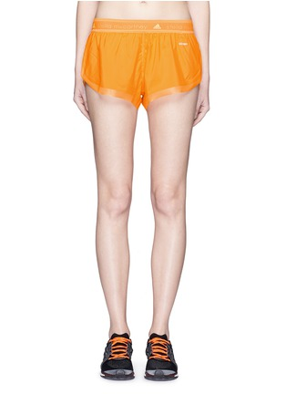 Main View - Click To Enlarge - Adidas By Stella Mccartney - Adizero run shorts
