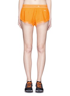 Adidas By Stella MccartneyAdizero run shorts