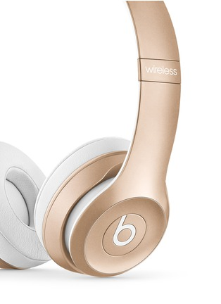 Detail View - Click To Enlarge - Beats - Solo² wireless on-ear headphones