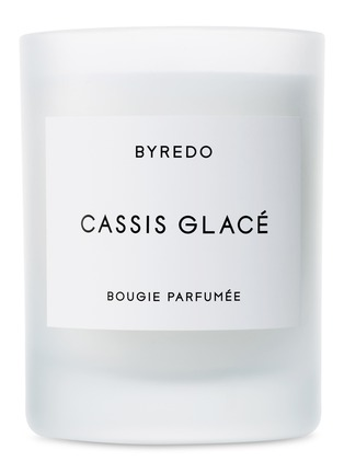 Main View - Click To Enlarge - BYREDO - Cassis Glacée Fragranced Candle 240g