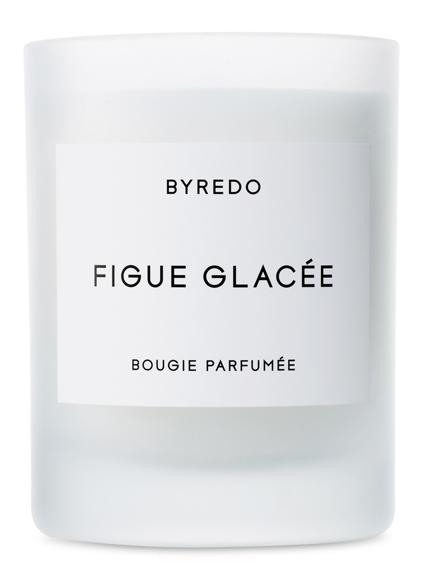 Figue Glacée Fragranced Candle 240g by BYREDO