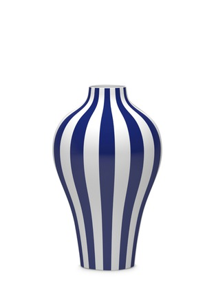 Main View - Click To Enlarge - ART LAVIE - Stripe pattern vase
