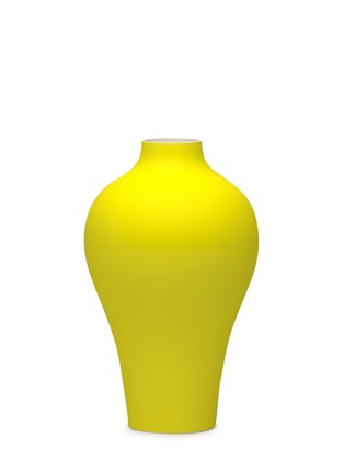 Main View - Click To Enlarge - ART LAVIE - Bone china vase