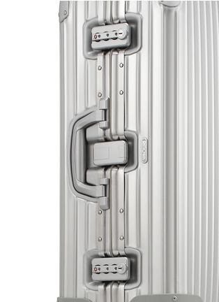 Detail View - Click To Enlarge - RIMOWA - Topas Multiwheel® (Silver, 64-litre)