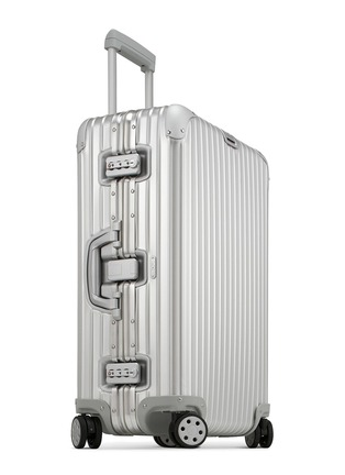 - RIMOWA - Topas Multiwheel® (Silver, 64-litre)
