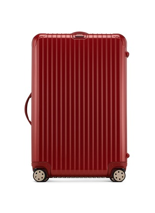 Main View - Click To Enlarge - RIMOWA - Salsa Deluxe Multiwheel® (Oriental Red, 87-litre)