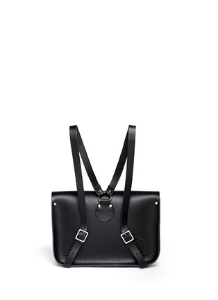 Back View - Click To Enlarge - CAMBRIDGE SATCHEL - 11