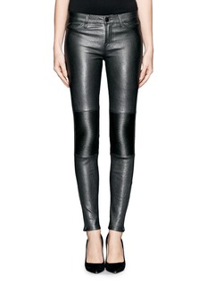 J BRAND 'Nicola' Leather Pants