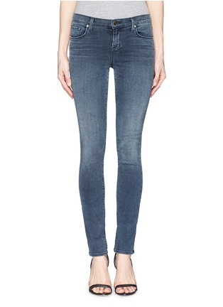 Main View - Click To Enlarge - J Brand - 'Photo Ready' skinny jeans