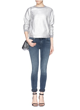 Figure View - Click To Enlarge - J Brand - 'Photo Ready' skinny jeans