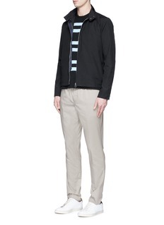 PS by Paul Smith Cotton blend Harrington jacket