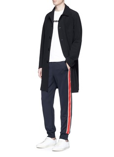 PS by Paul SmithStripe outseam track pants