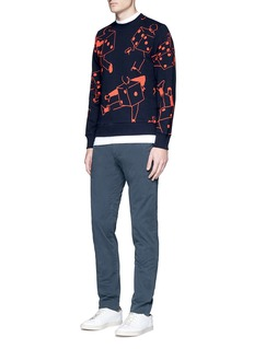 PS by Paul SmithCotton twill chinos