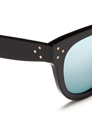 细节 - 点击放大 - SPEKTRE - SHE LOVES YOU板材粗框太阳眼镜