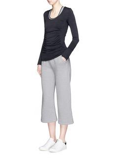 Lndr'Stretch' circular knit top