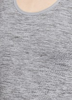 'Body' circular knit dress