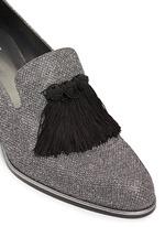Razmataz' tassel glitter loafers