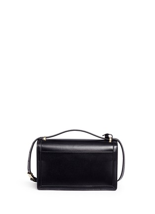 Back View - Click To Enlarge - Loewe - 'Barcelona' calfskin leather shoulder bag