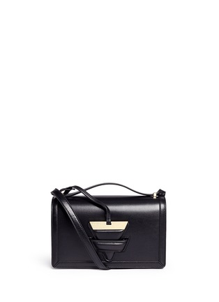 Main View - Click To Enlarge - Loewe - 'Barcelona' calfskin leather shoulder bag