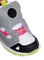 'Versa Pump Fury SYN' toddler sneakers