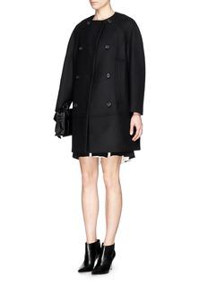 PROENZA SCHOULERWool blend double breasted bomber coat
