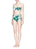 'Harvest' underwired bandeau bikini top