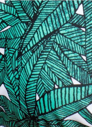 细节 - 点击放大 - MARA HOFFMAN - 'Harvest' triangle bikini top