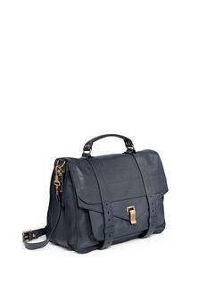 Proenza Schouler 'PS1' large leather satchel