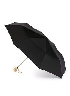 ALEXANDER MCQUEENSkull handle collapsible umbrella