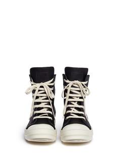 RICK OWENSHigh top sneakers