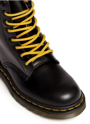 Detail View - Click To Enlarge - Dr. Martens - 'Core' matte leather boots
