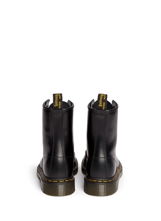 Back View - Click To Enlarge - Dr. Martens - 'Core' matte leather boots